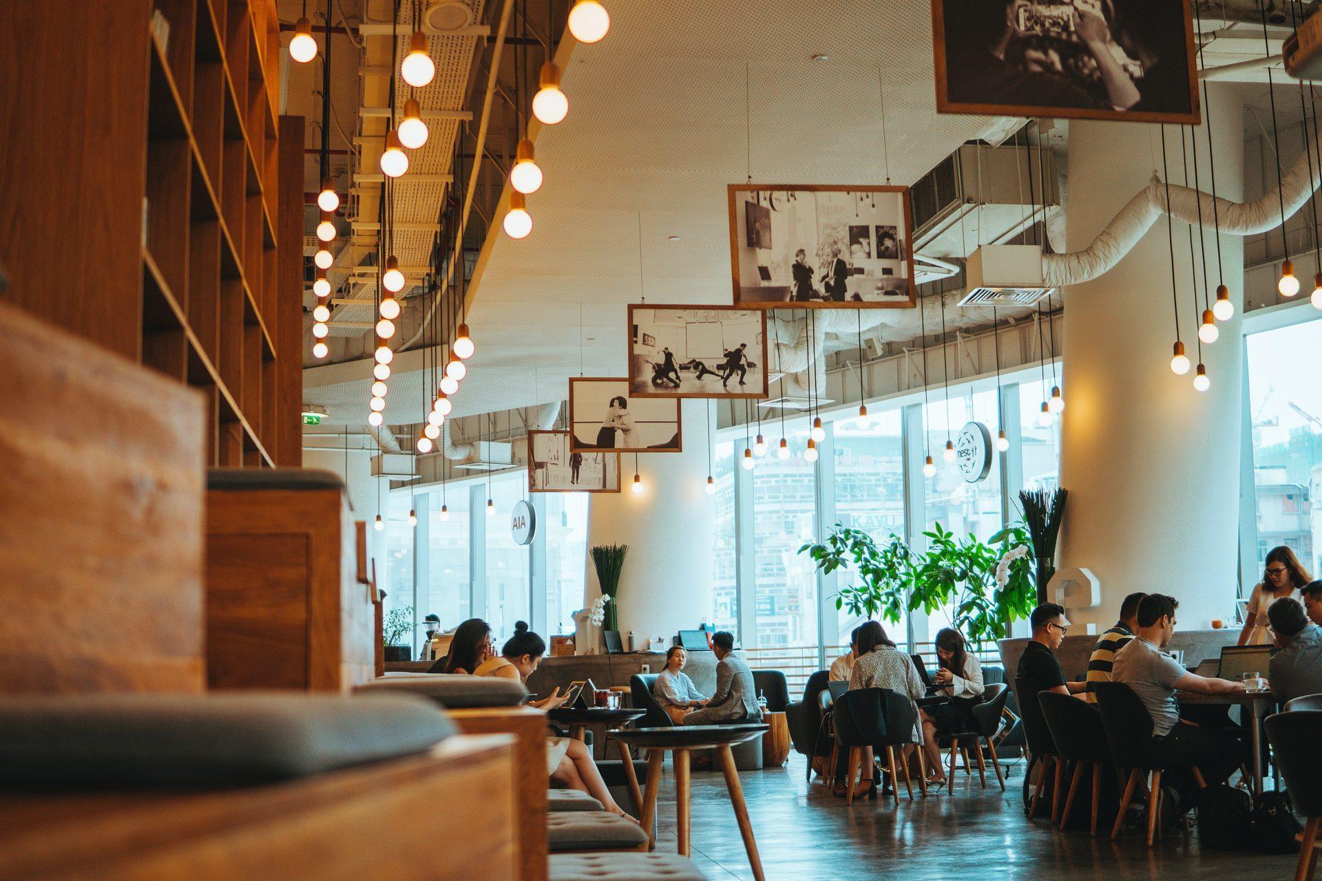 interior cafe